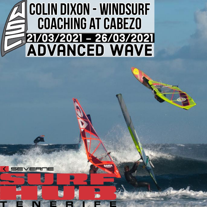 Colin Dixon Windsurf Coaching Clinic