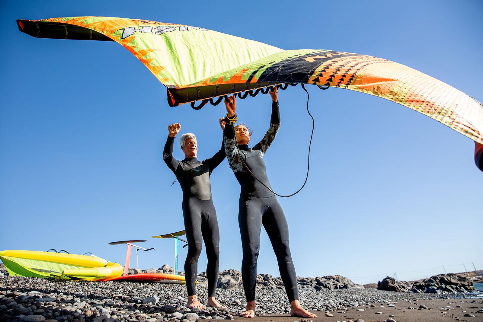 surfhub tenerife - wingfoil2 - WINGFOIL / SURF / SUP